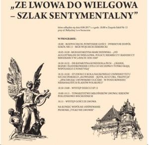 Ze Lwowa do Wielgowa